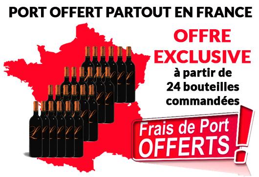 port offert