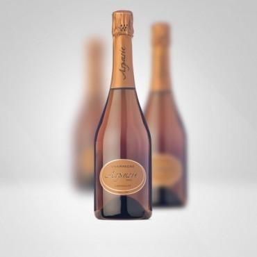 Champagne ASPASIE Brut rosé