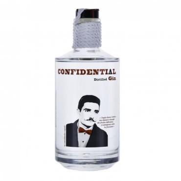 CONFIDENTIAL DRY GIN de...