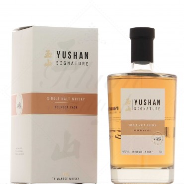 Yushan Single Malt Bourbon...