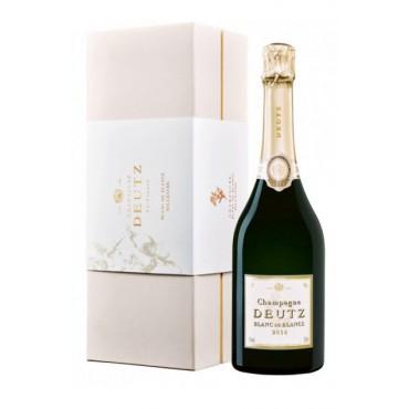 Champagne DEUTZ blanc de...