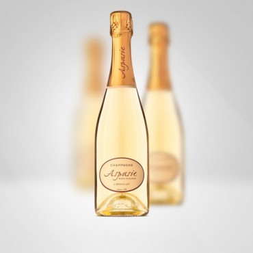 Champagne ASPASIE Blanc