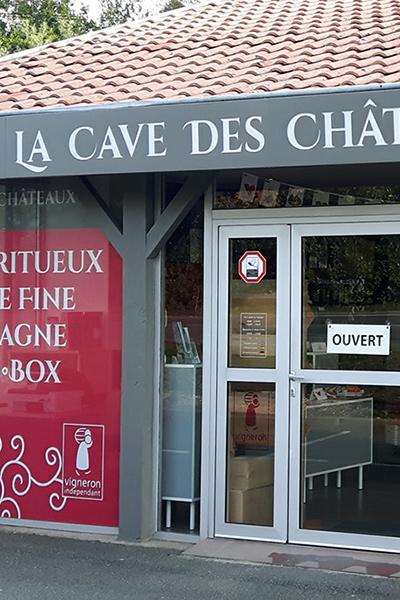 La Cave des Châteaux
